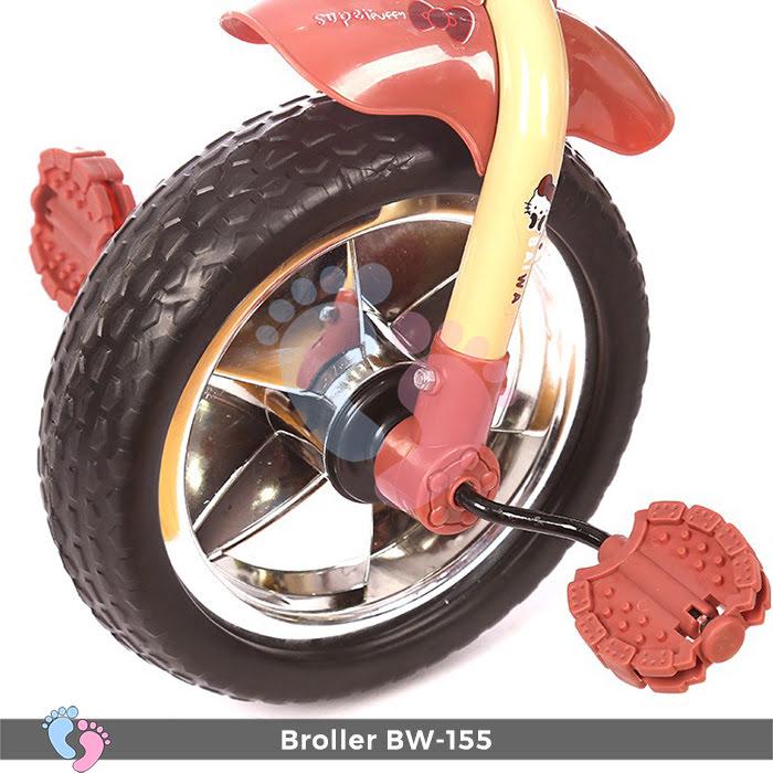 xe đạp 3 bánh Broller XD3-155