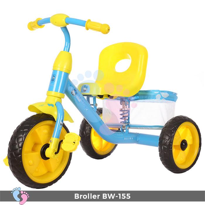 xe đap 3 bánh cho trẻ em