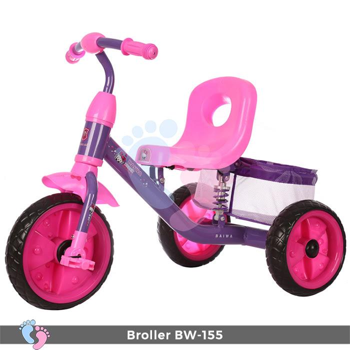 xe đạp cho trẻ em dòng 3 bánh