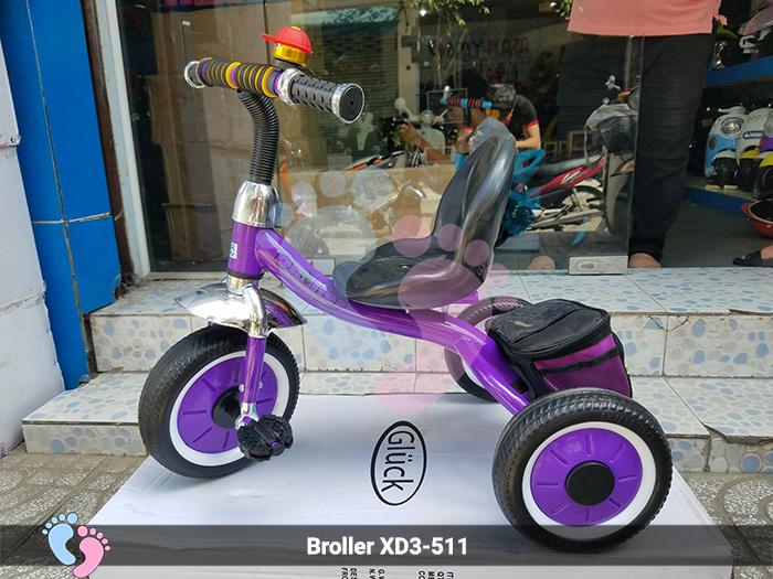 Xe đạp ba bánh cho bé Broller 04 (511)