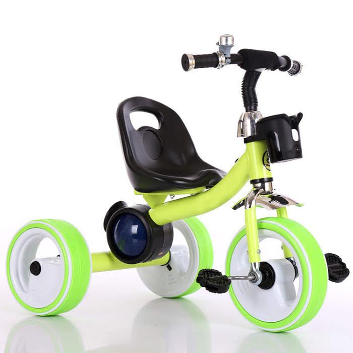 xe đạp có đèn bánh xe cho bé 5567