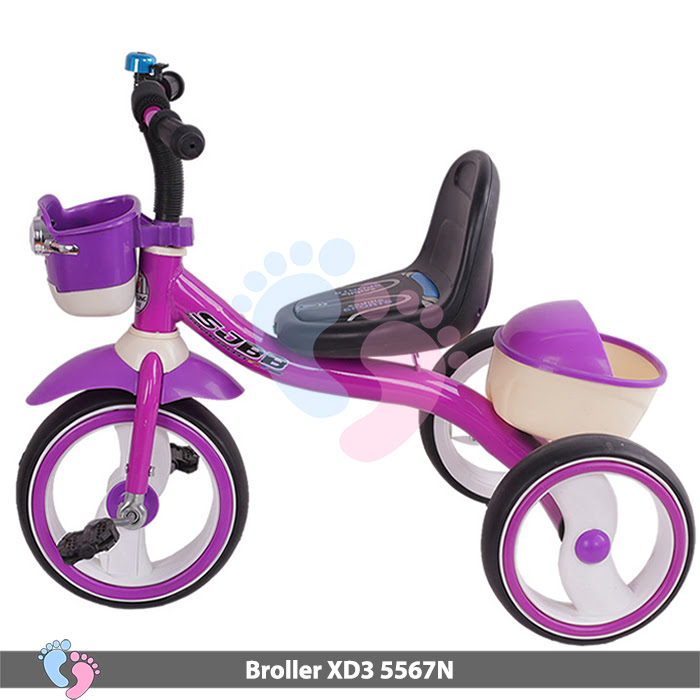 Xe đạp ba bánh XD3-5567N