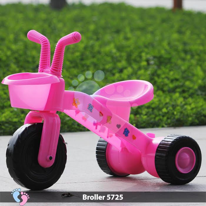Xe đạp 3 bánh trẻ em Broller 5725