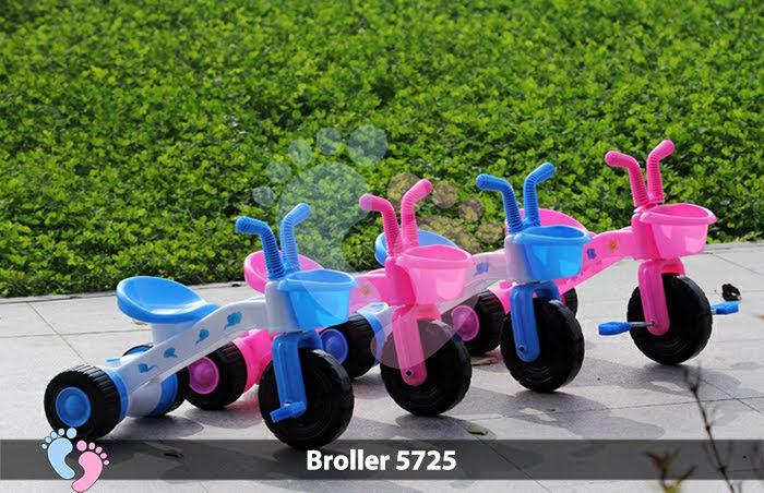 Xe đạp 3 bánh trẻ em Broller XD3-5725