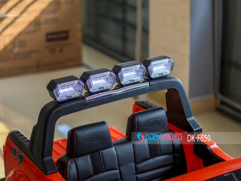 khoan ngồi ô tô điện trẻ emFord Ranger DK-F650