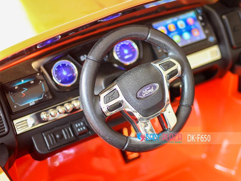 xe đồ chơi cho bé 2 tuổiFord Ranger DK-F650