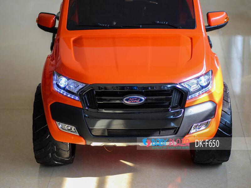 xe hơi điện trẻ em Ford Ranger DK-F650