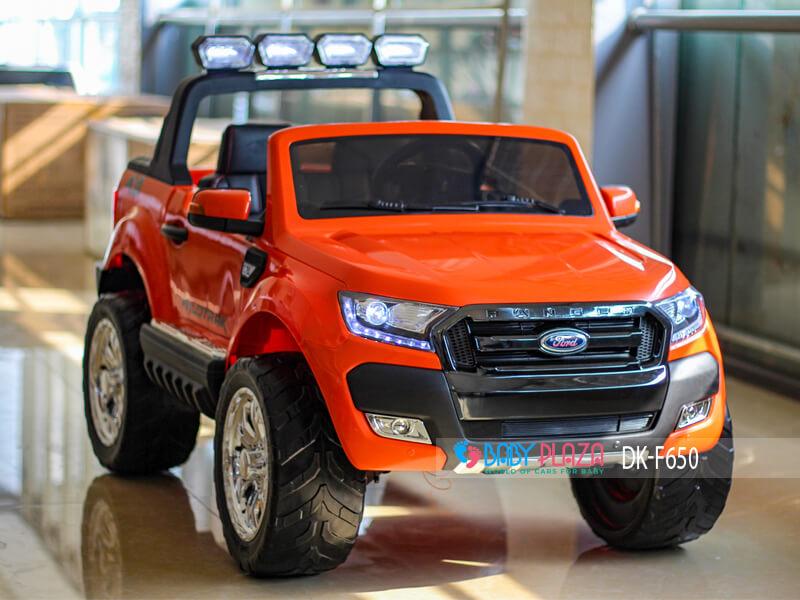 ô tô điện trẻ emFord Ranger
