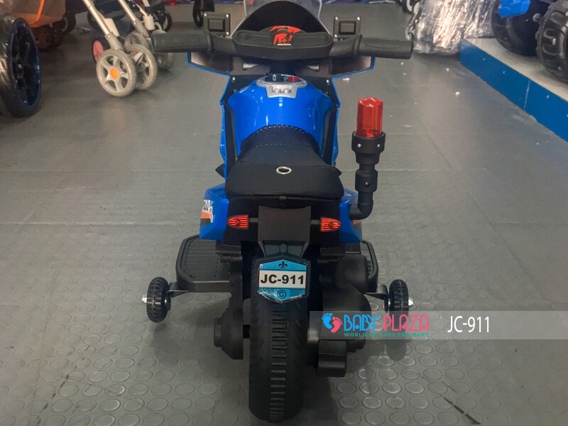 xe máy điện trẻ em 911