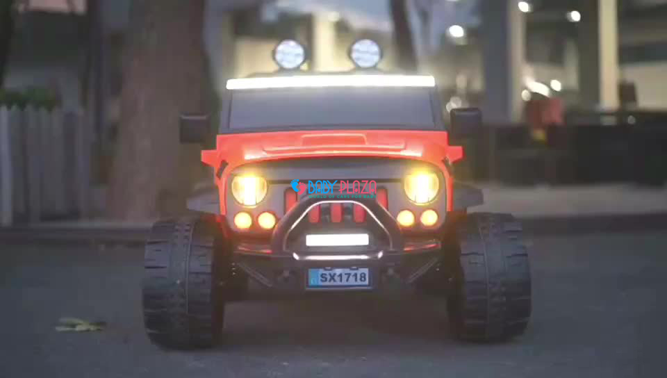 xe ô tô điện Jeep SX-1718