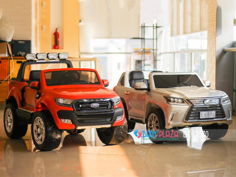 các mẫu xe hơi điện Lexus LX570