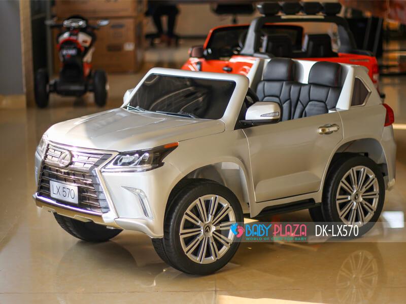 xe oto điện 2 chỗ ngồi cho bé Lexus