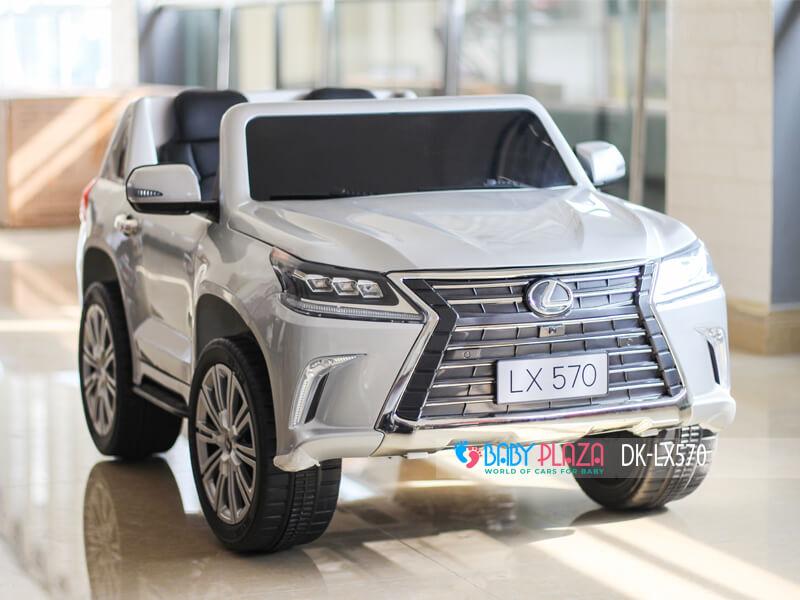 ô tô điện cho trẻ kiểu Lexus LX570