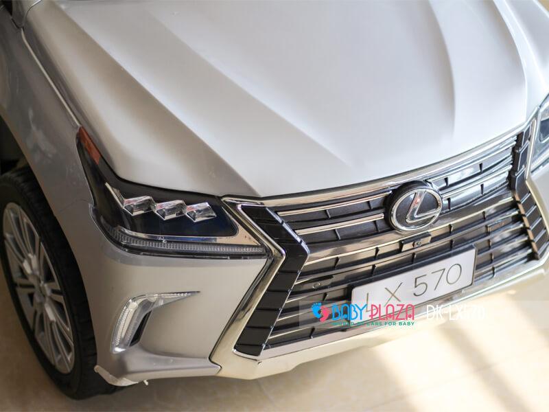 mui xe hơi Lexus LX570