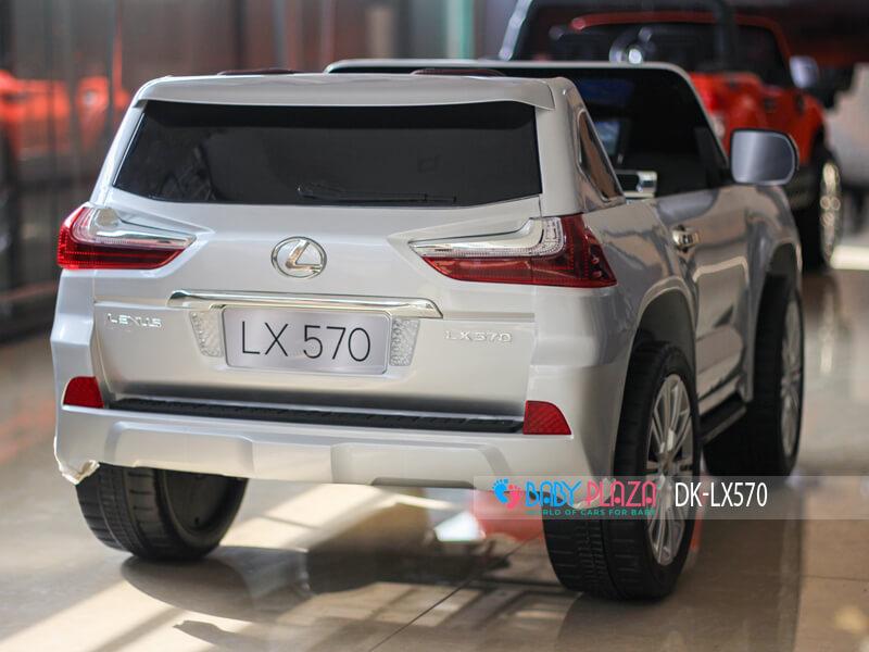 Lexus LX-570 ô tô điện nhập khẩu hạn sang cho trẻ