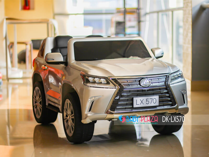 xe hởi điện nhập khẩu cho bé Lexus LX570