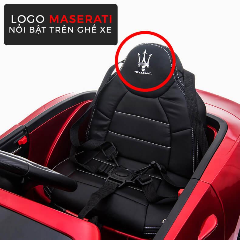 ô tô điện Maserati cho bé