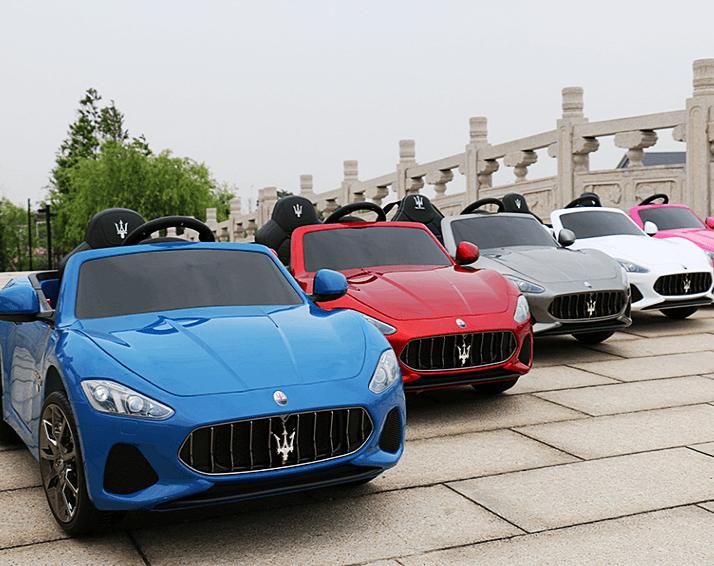 xe hơi điện Maserati S302
