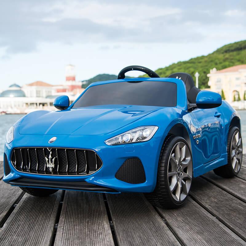 siêu xe điện cho bé Maserati S302