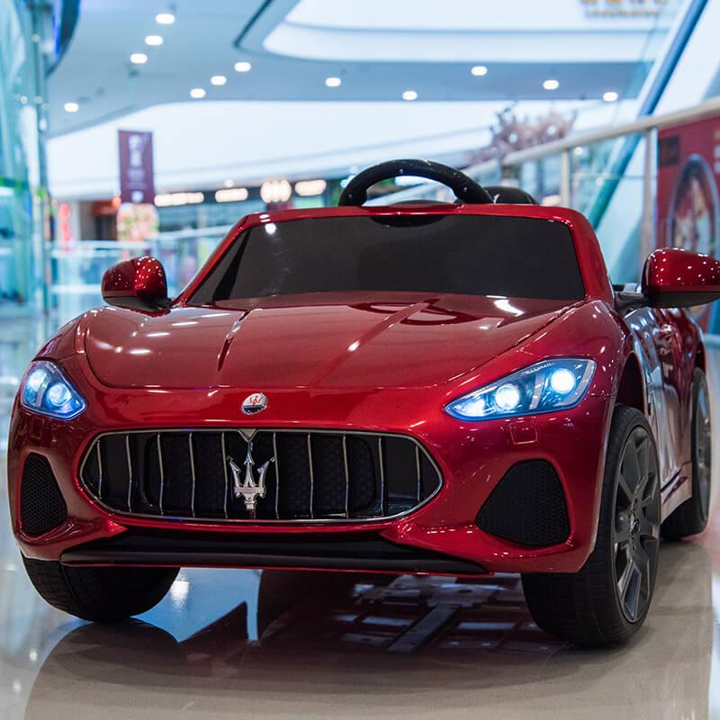 xe hơi chạy bằng điện cho bé Maserati S302