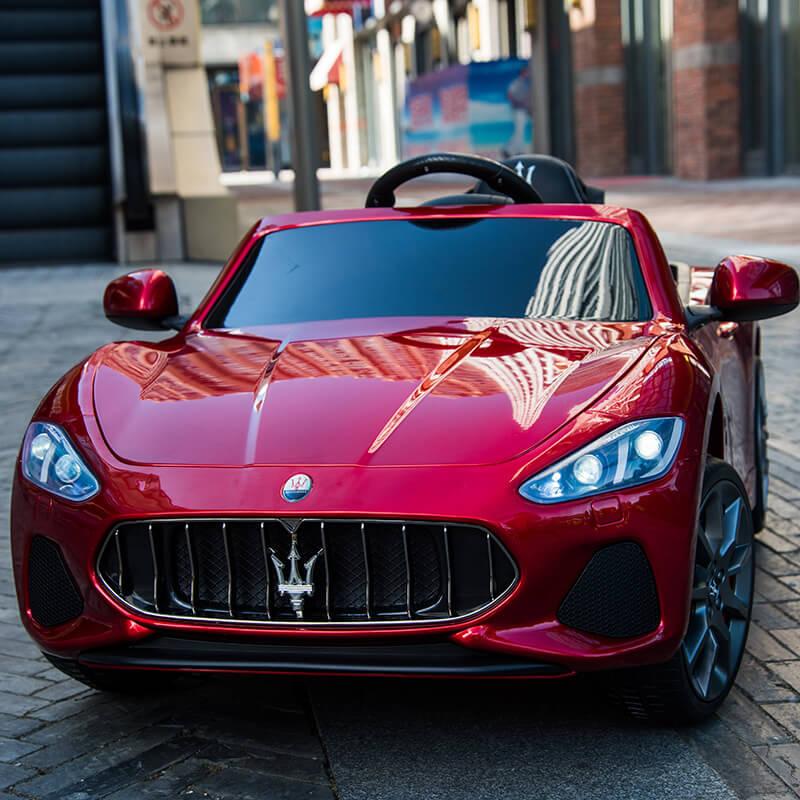 sieu xe o to dien cho be Maserati S302
