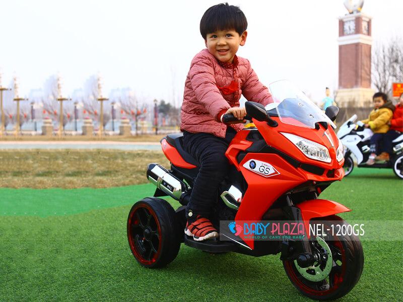xe máy điện trẻ em NEL-1200