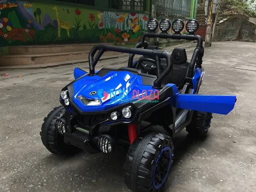 xe ô tô điện cho bé 4 động cơ