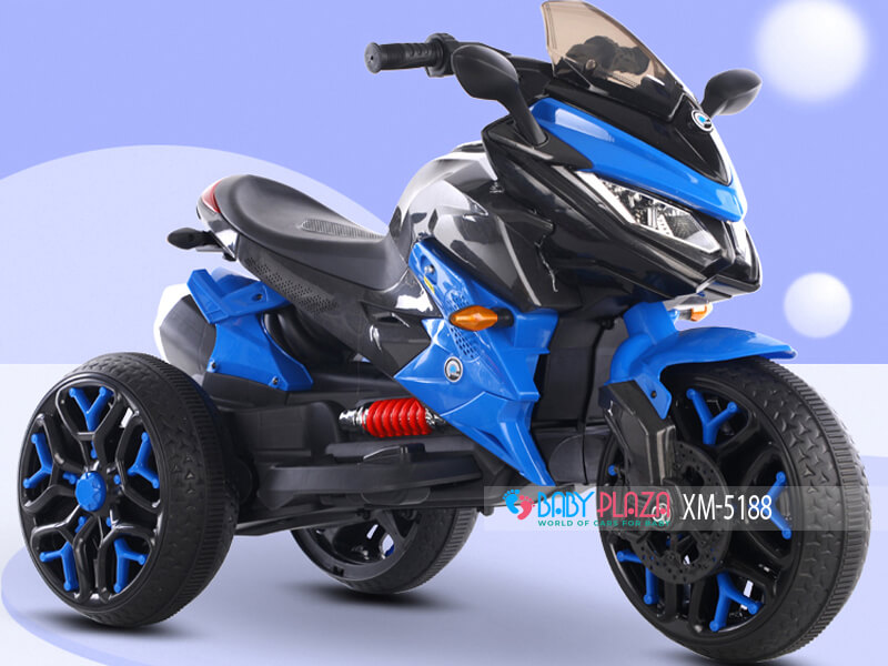 xe máy điện cho bé 3 bánh XD5188