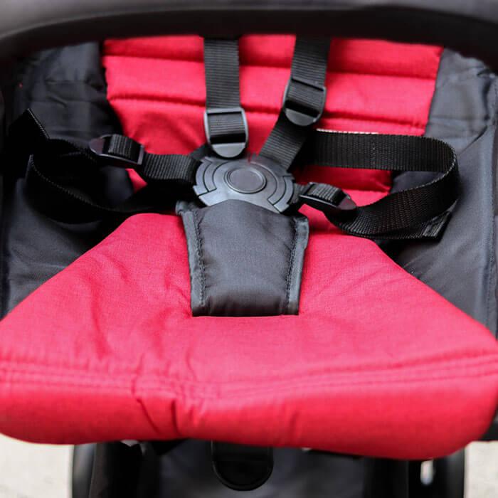 xe đẩy du lịch cho bé gấp gọn