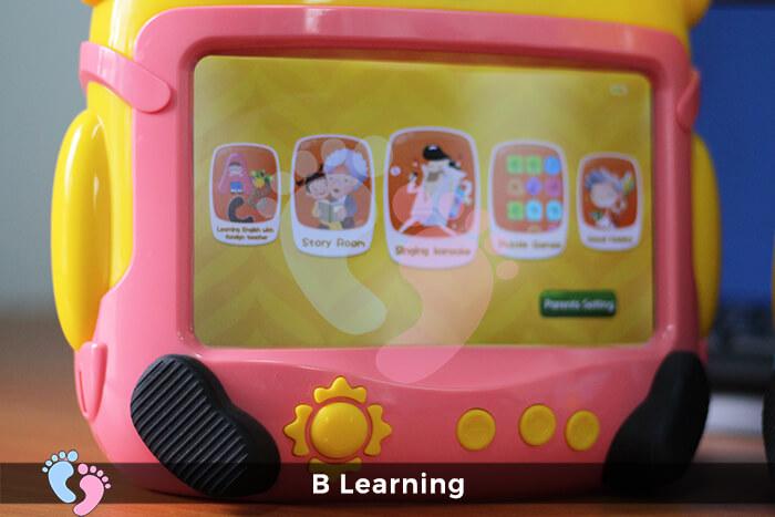 máy kể chuyện đa nay cho trẻ em thông minh