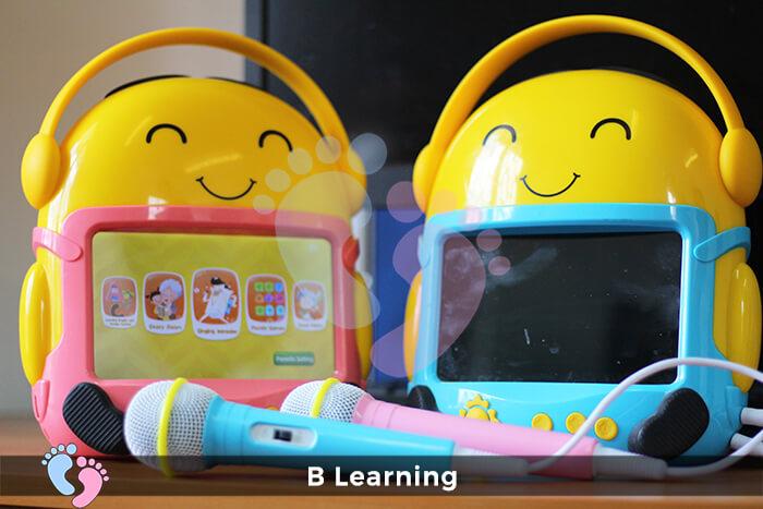 máy kể chuyện cổ tích B Learning thông minh