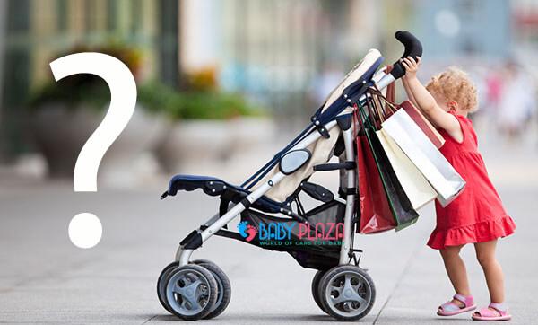 xe đẩy trẻ em là gì