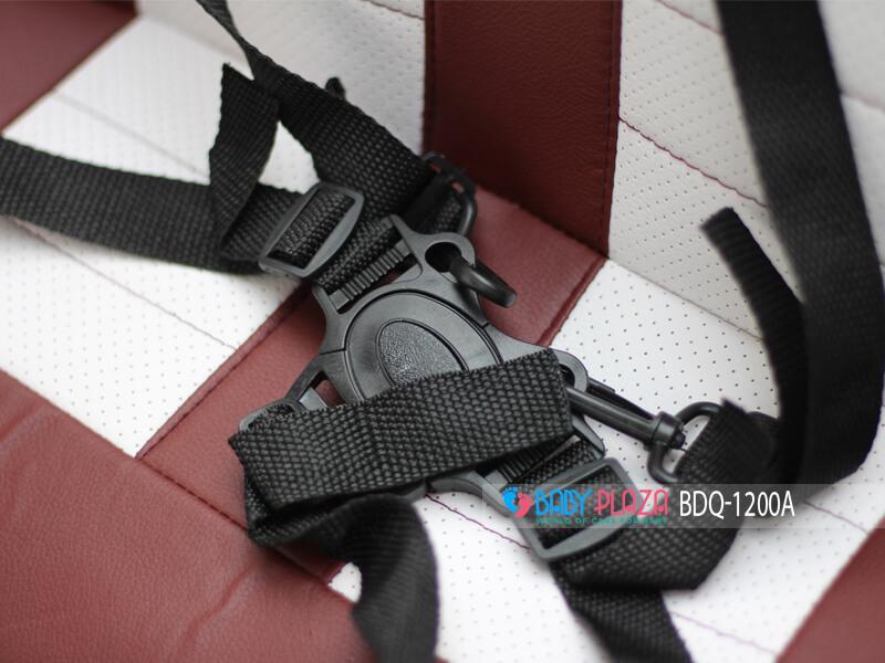 đai an toàn của xe điện trẻ em BDQ-1200a