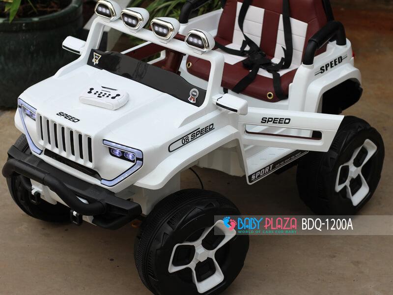 xe jeed điện cho bé BDQ-1200A