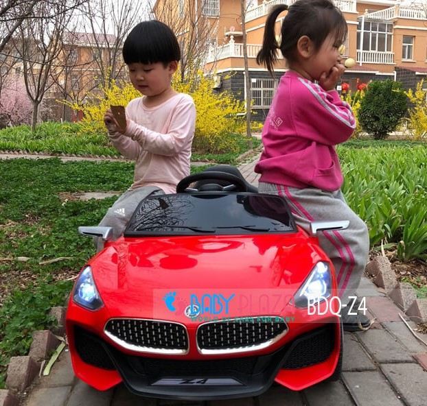 xe hơi điện thể thao cho bé bdq-z4