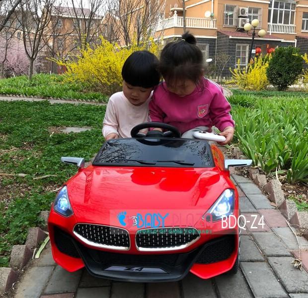 xe hơi điện cho bé BDQ-z4