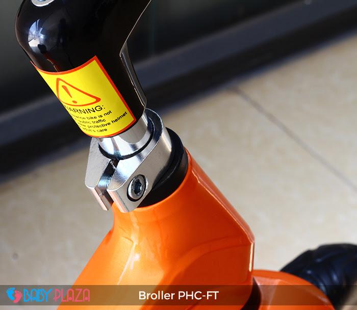 xe cân bằng cho bé Broller PHC