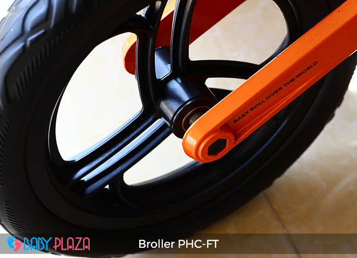 xe cân bằng cho bé Broller thương hiệu Việt