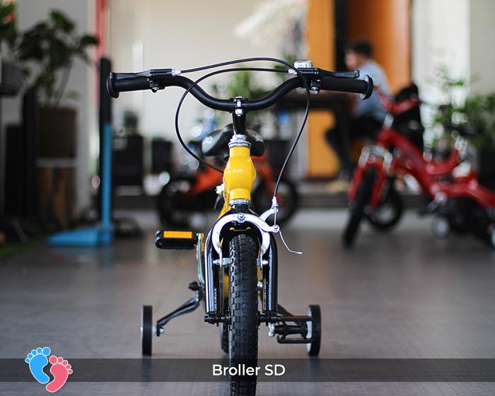 xe đạp Broller SD