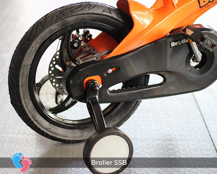 dòng xe đạp cho bé Broller SSB
