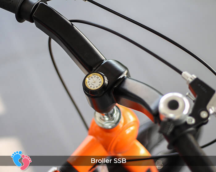 xe đạp cho bé 2 bánh cho bé Broller SSB