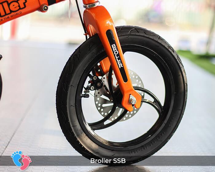 xe đạp cho bé trai Broller SSB