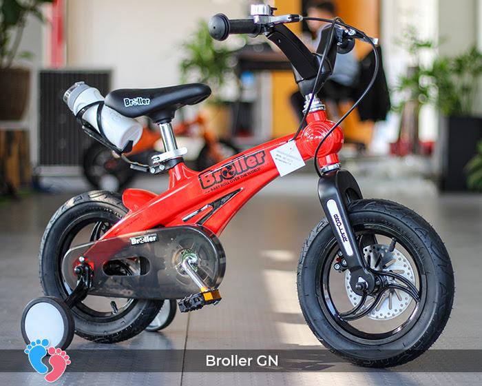 xe đạp broller cho bé