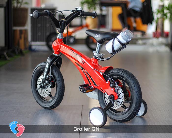 xe đạp cho bé giá rẻ broller gn
