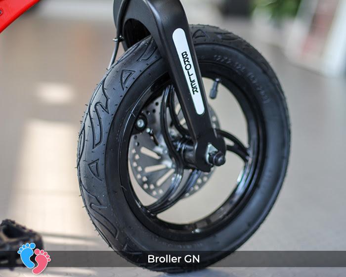 phụ kiện xe đạp trẻ em brollere