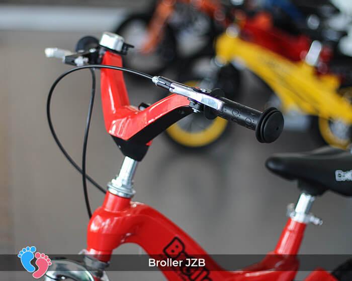 dòng xe đạp 2 bánh thể thao cho bé trai