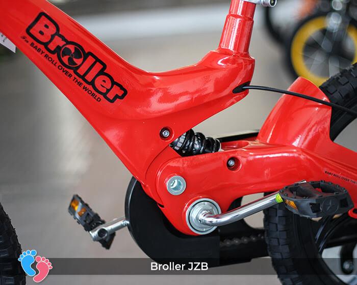 xe đạp cho bé trai giá rẻ jzb