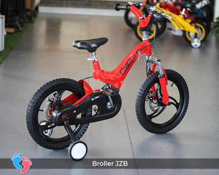 xe đạp cho bé giá rẻ broller jzb
