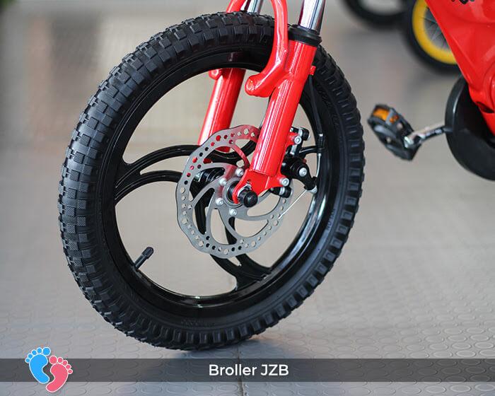 dòng xe đạp thể thao cao cấp cho bé Broller jzb