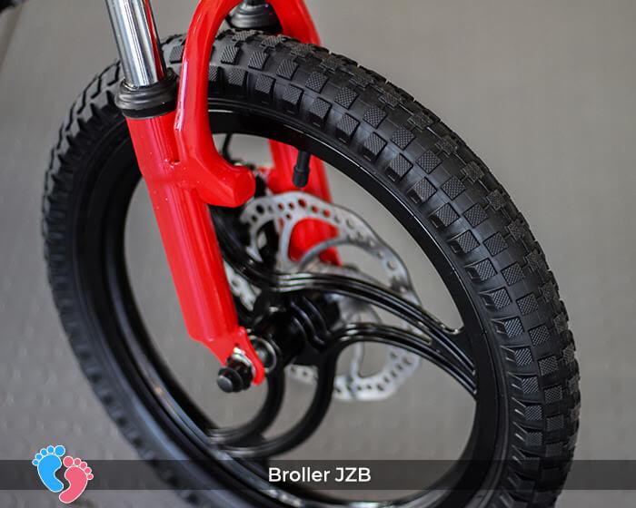 linh kiện xe đạp thể thao broller